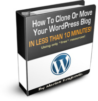 How To Clone Your WP Blogs